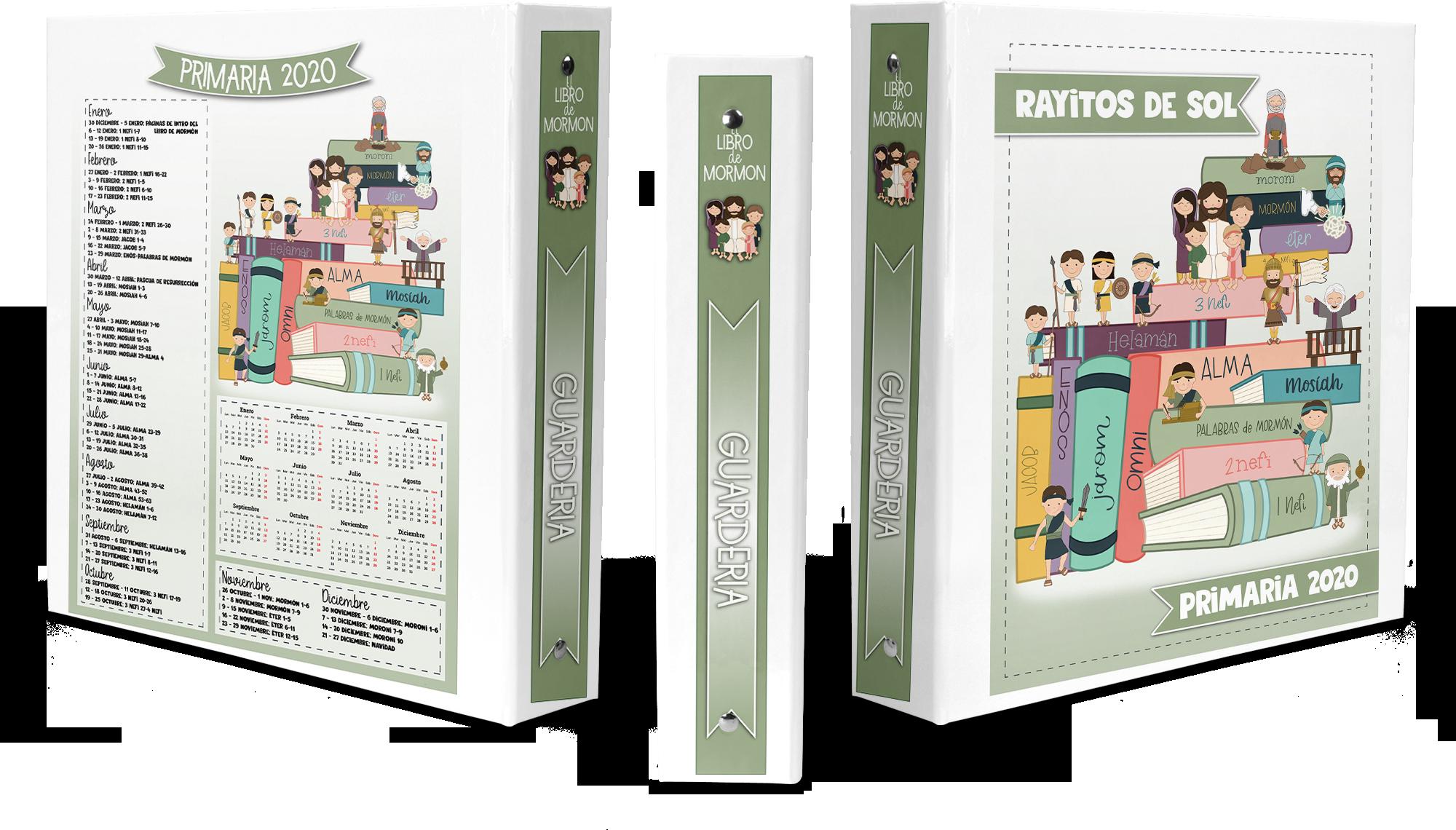 2020 Primary Theme Pack En Español