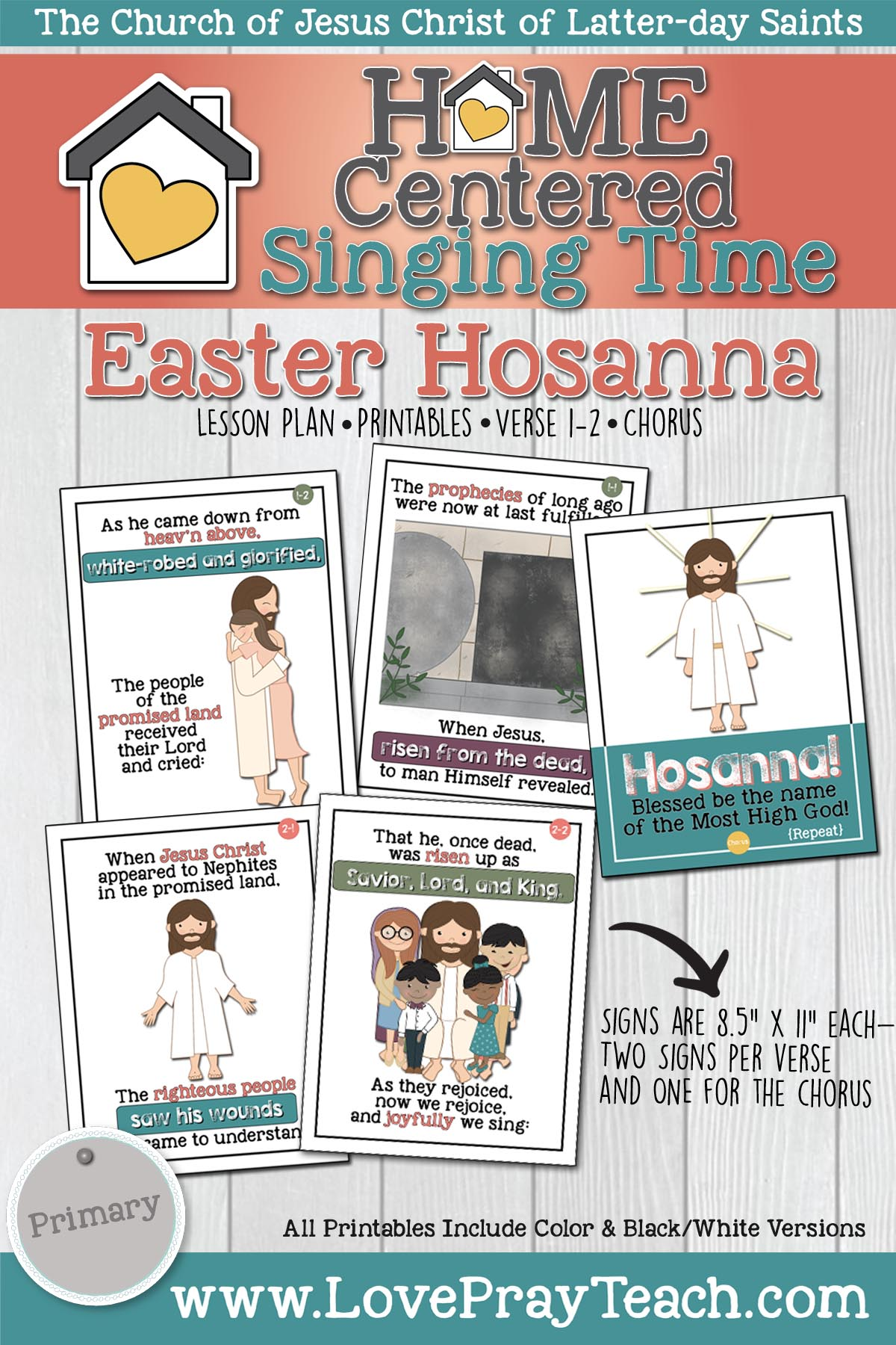 Singing Time- Hosanna