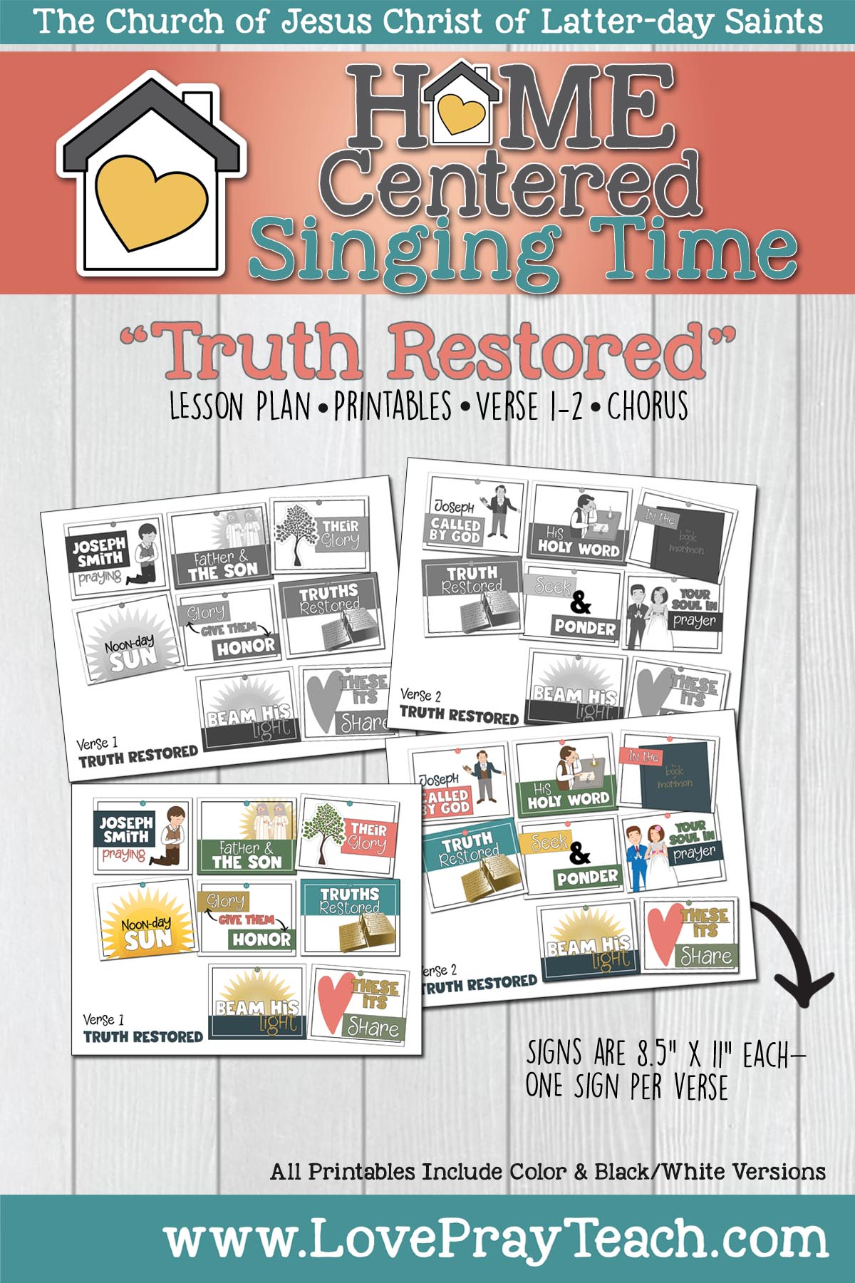 Home Singing: Truth Restored